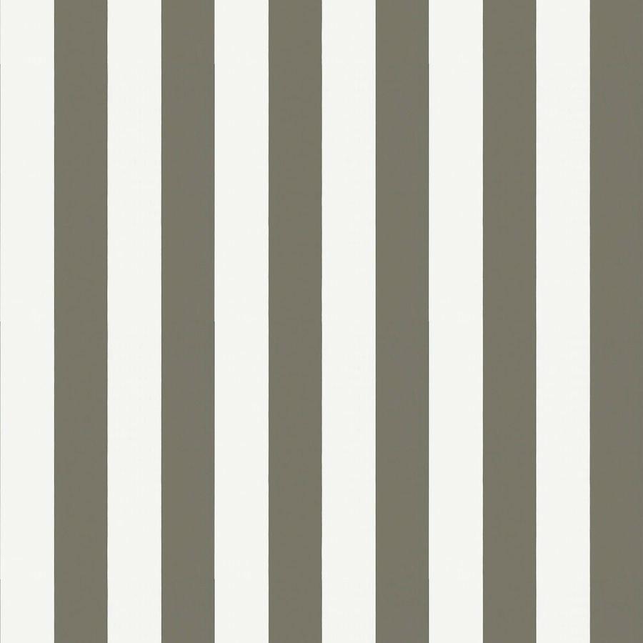 Tienda online telas papel papel pintado rayas magnus for Papel pintado marron oscuro