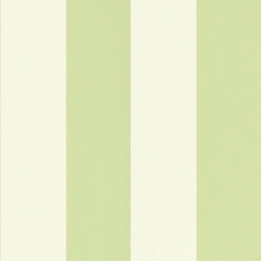 Tienda online telas papel papel pintado rayas magnus verde - Papel pintado online ...