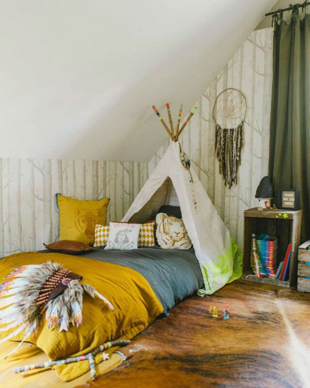 Tienda online telas papel los papeles pintados mas for Dormitorios empapelados y pintados