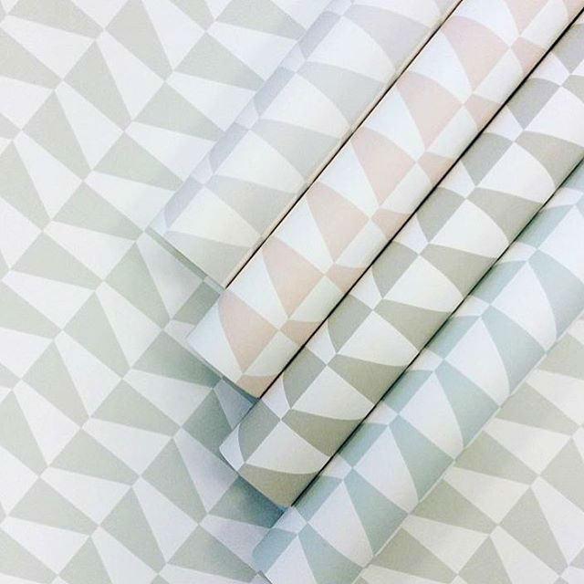 tienda online telas papel papel pintado geom trico