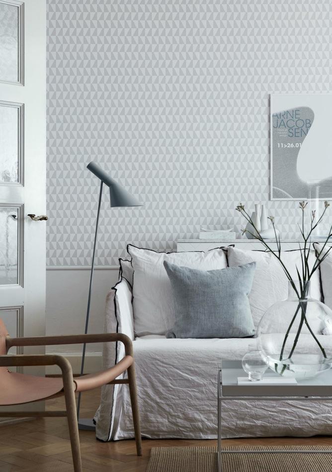 Tienda online telas papel papel pintado geom trico - Papel pintado online ...
