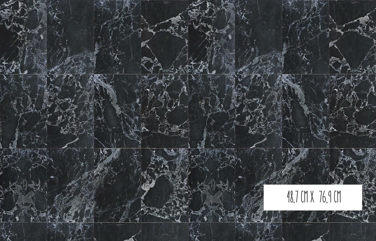 Tienda online telas papel papel pintado m rmol negro for Marmol negro veteado