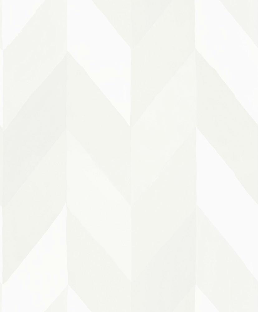 Tienda online telas papel papel pintado espiga kira blanco for Papel pintado blanco