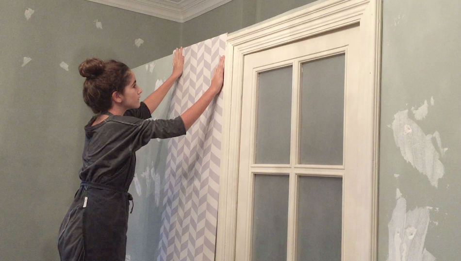 Tienda online telas papel como colocar papel pintado for Colocar papel pintado