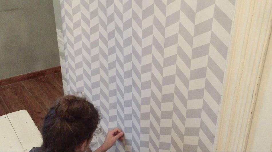 tienda online telas papel como colocar papel pintado