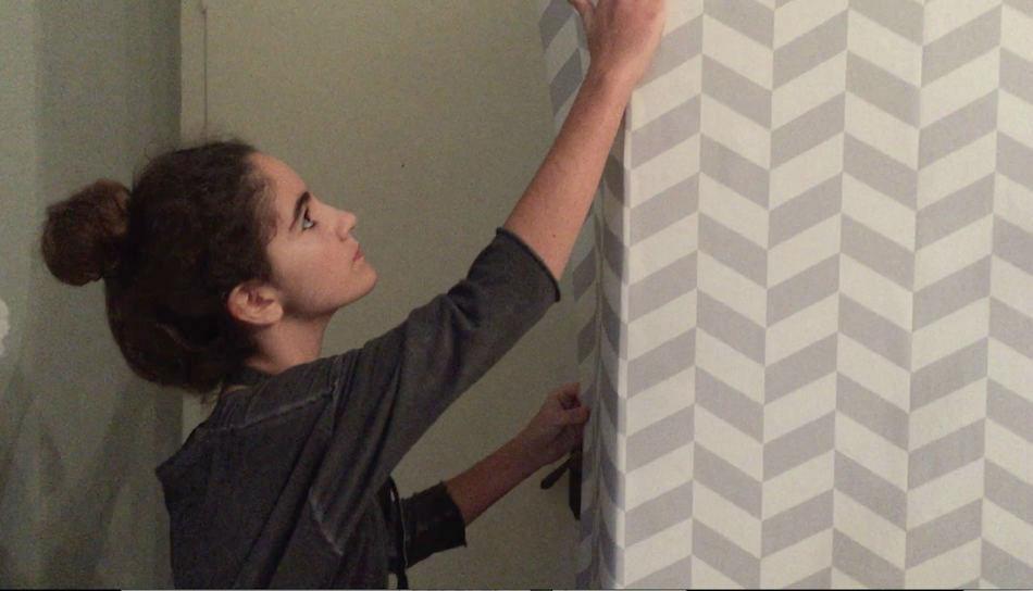 47461dd9030 tienda online telas & papel | como colocar papel pintado en la pared