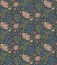Papel-enormes-flores-azul marino