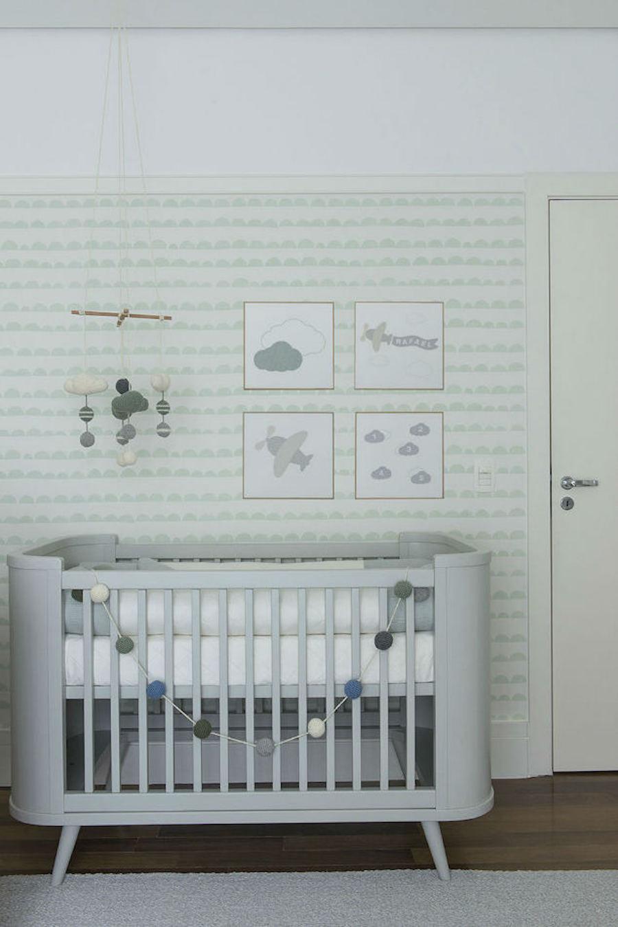 Tienda online telas papel dulce dormitorio de bebe - Dormitorio infantil nino ...