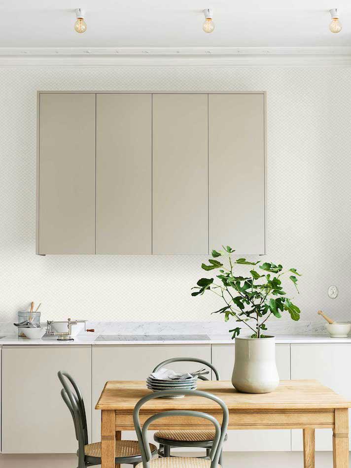 Tienda online telas papel papel pared escamas blanco sucio - Papel pared online ...