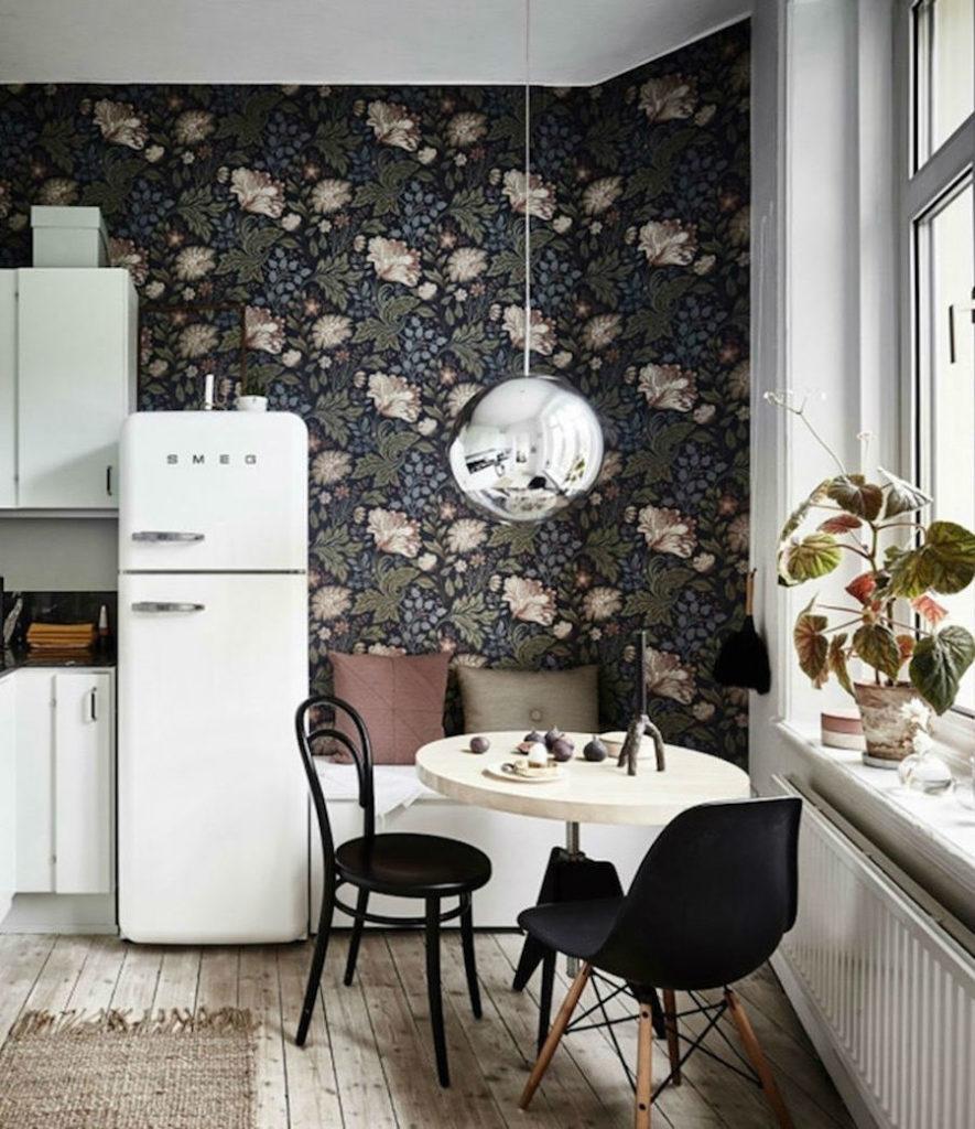 Tienda online telas papel cocinas bonitas con papel for Papel de pared cocina