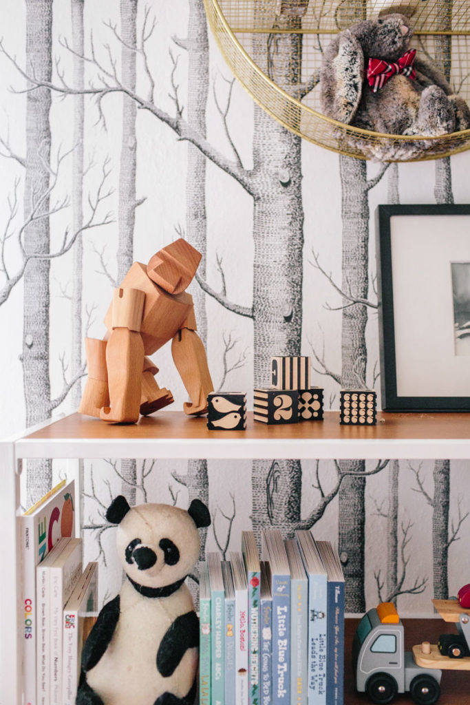 Tienda online telas papel decorar un cuarto para bebes super bonito con papel pintado con - Papel pintado habitacion bebe ...