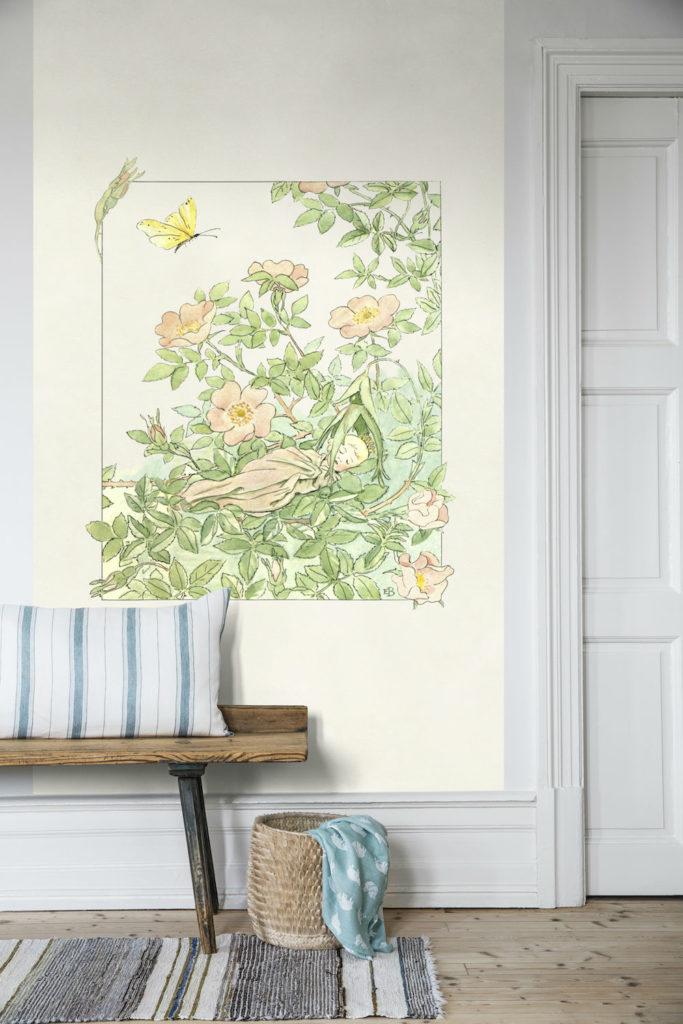 Tienda online telas papel blog for Papeles pintados ingleses