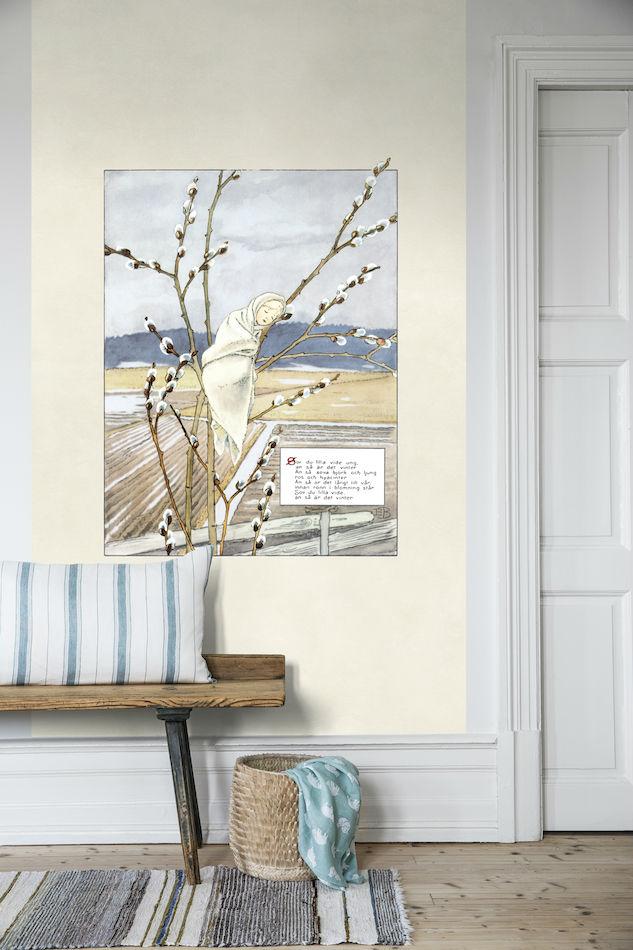 Tienda online telas papel mural papel pintado cancion for Papel pintado mural