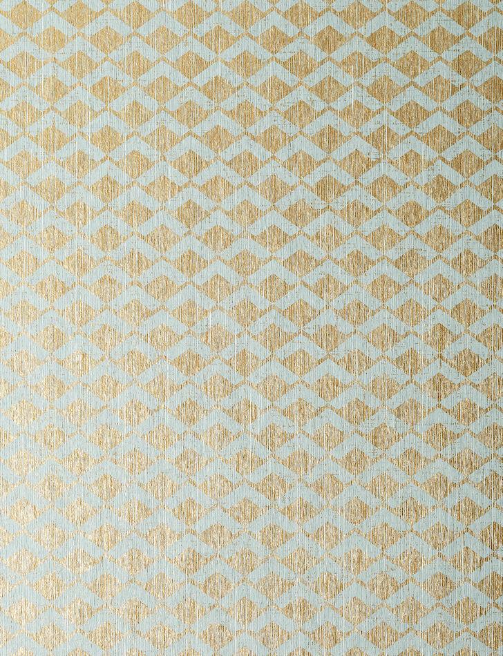 Tienda online telas papel papel pintado cashiers agua - Papel pintado dorado ...