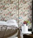 papel-pintado-darwin-paredes dormitorio