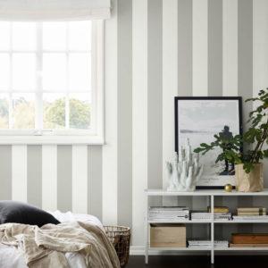 Telas papel tienda online papeles pintados y telas - Papeles pintados rayas verticales ...