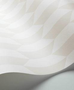 Tienda online telas papel papel peque os azulejos for Papel pintado de los 70
